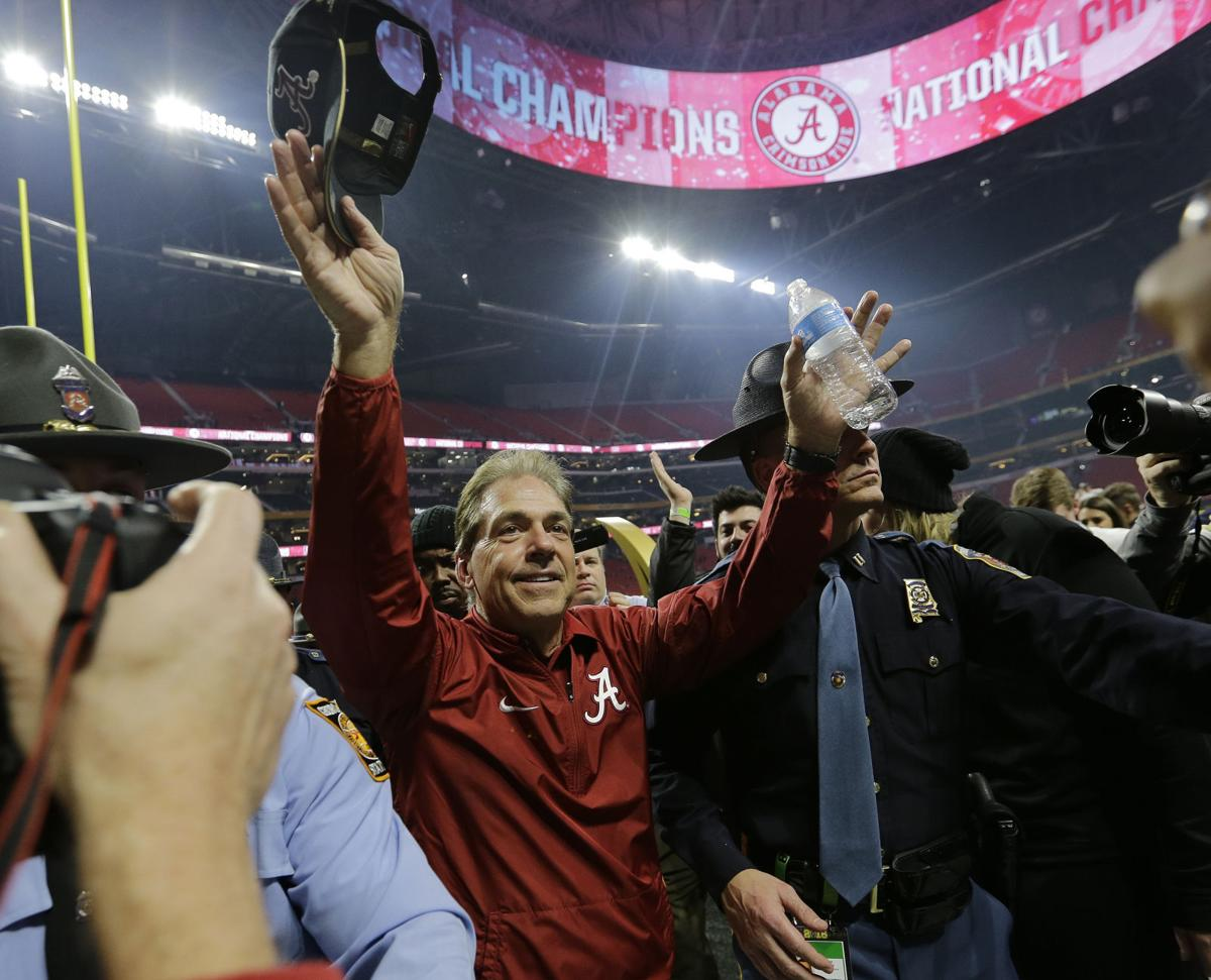 The Wright Perspective: Saban surpasses the Bear | Local Sports ...