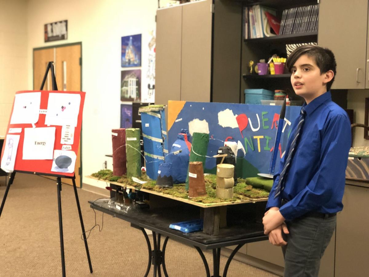 Maricopa students face off in Future Cities competition ...
