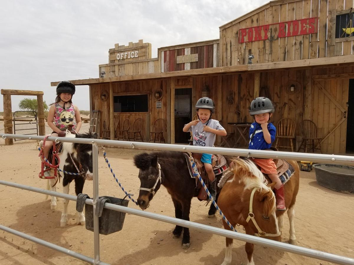 Pony Ranch featuring TinyTown