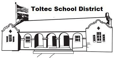 Toltec School District logo