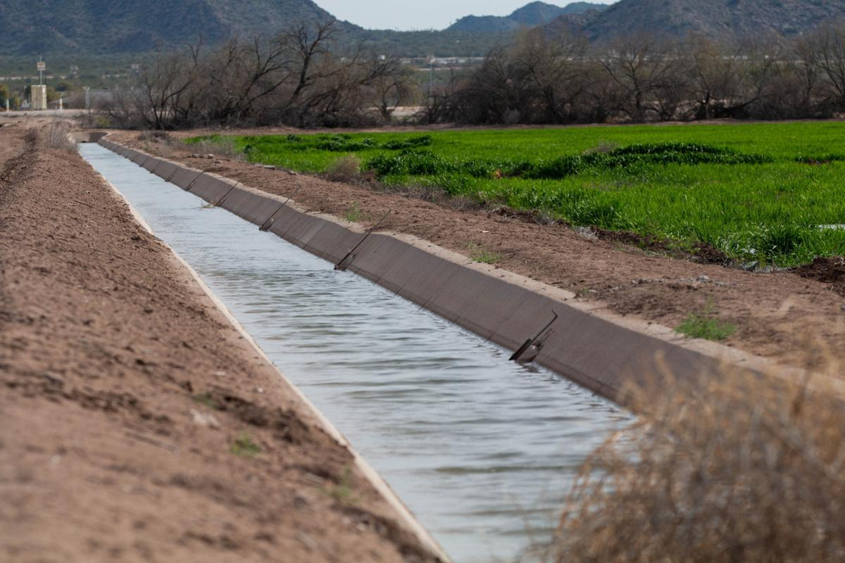 CAP Irrigation Canal