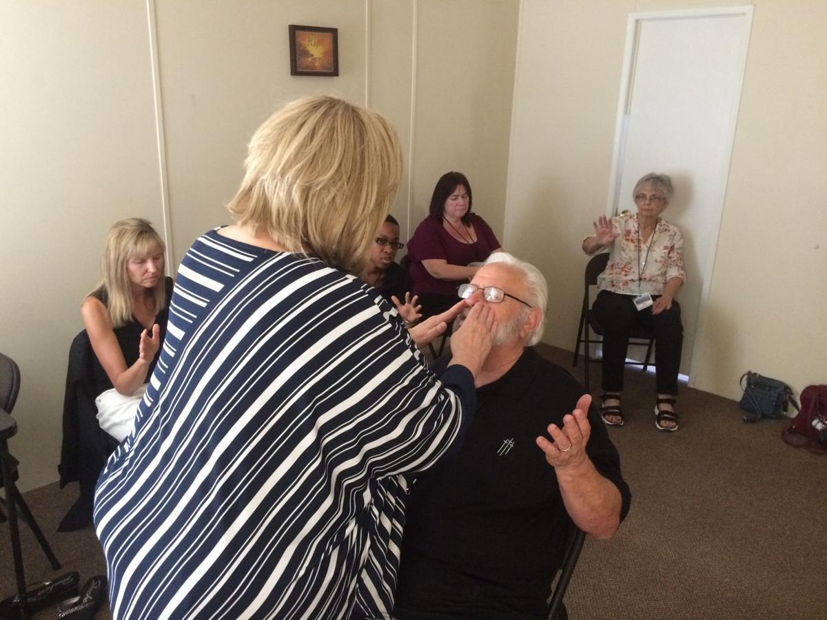 Healing Rooms administer shots of Jesus to cure ill | Pinal