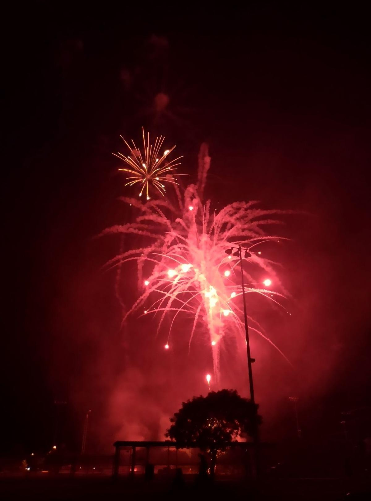 July 2021 Fireworks