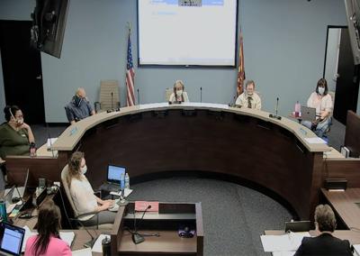 State board meeting