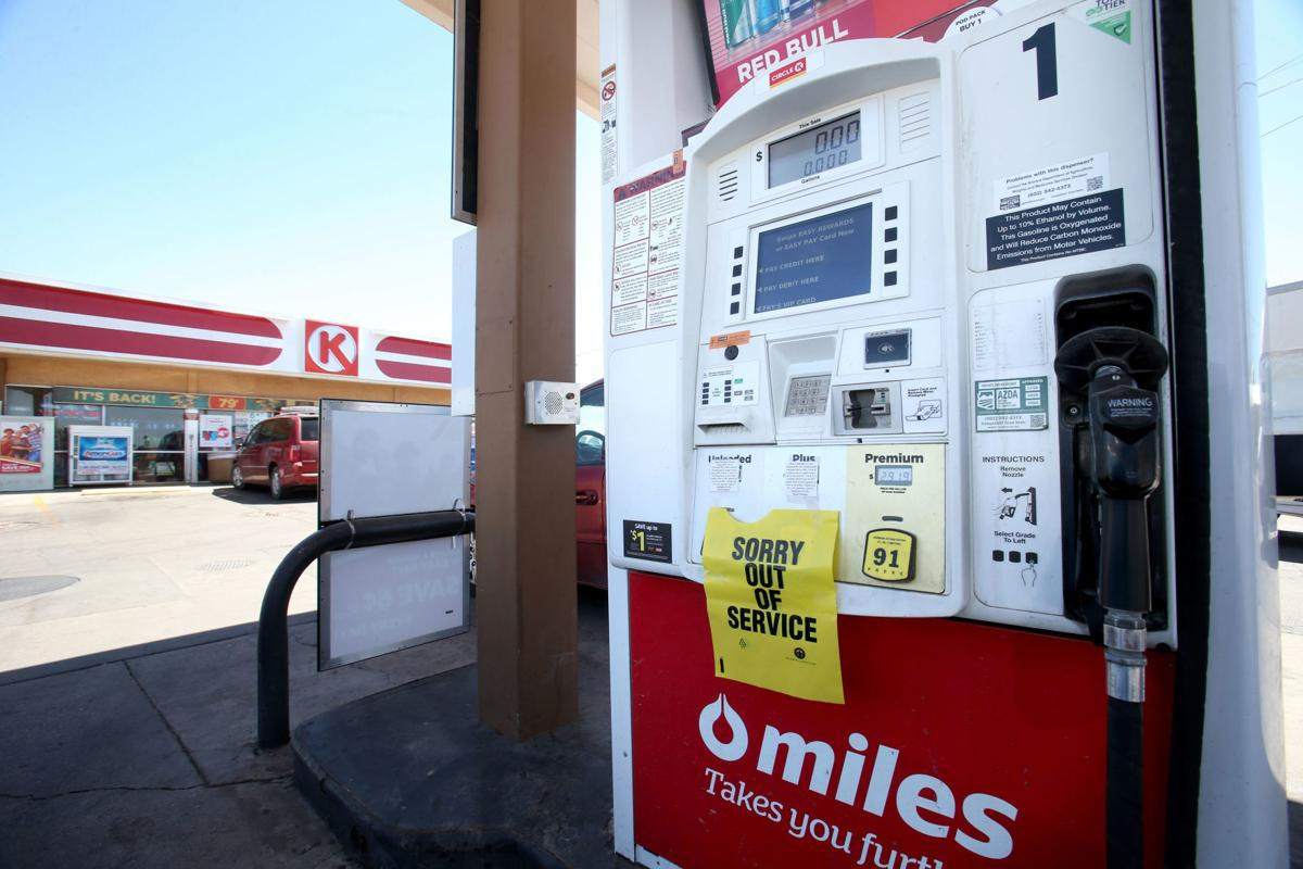 Circle K Gas Prices >> Fuel Shortage Continues In Pinal Gas Prices Skyrocket