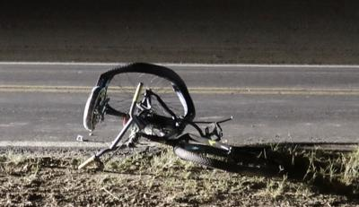 Bicycle fatality