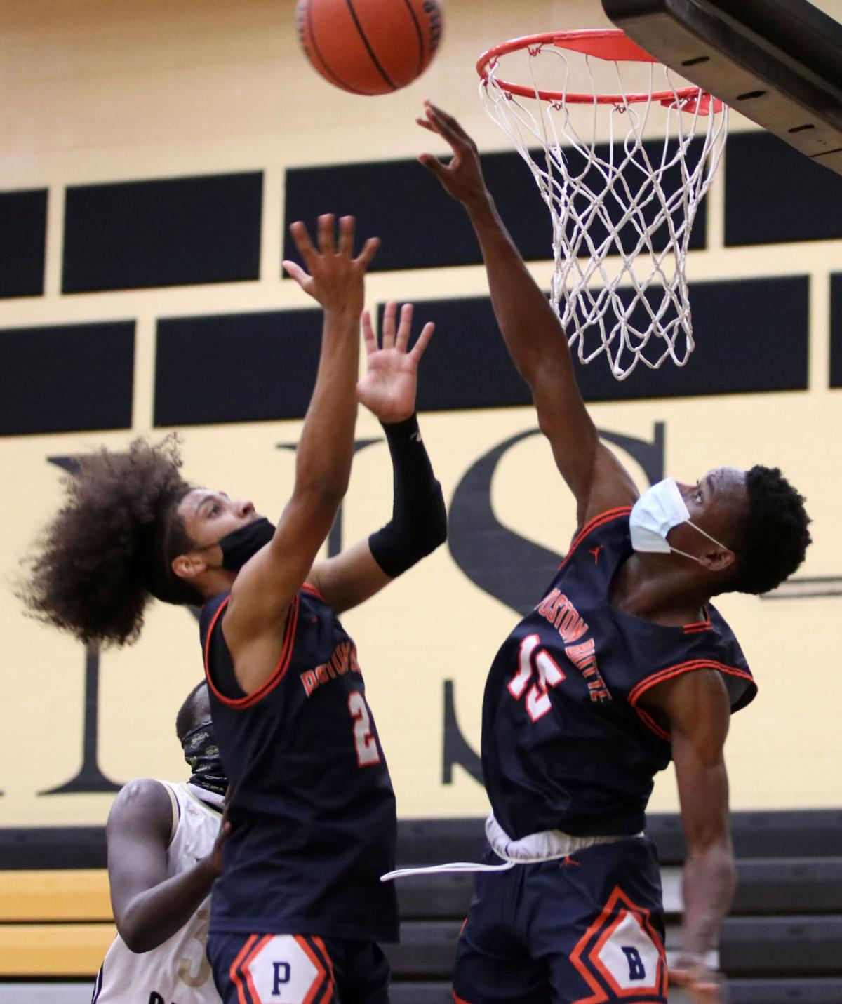 Boys Basketball: Poston Butte @ Vista Grande 1/22/21