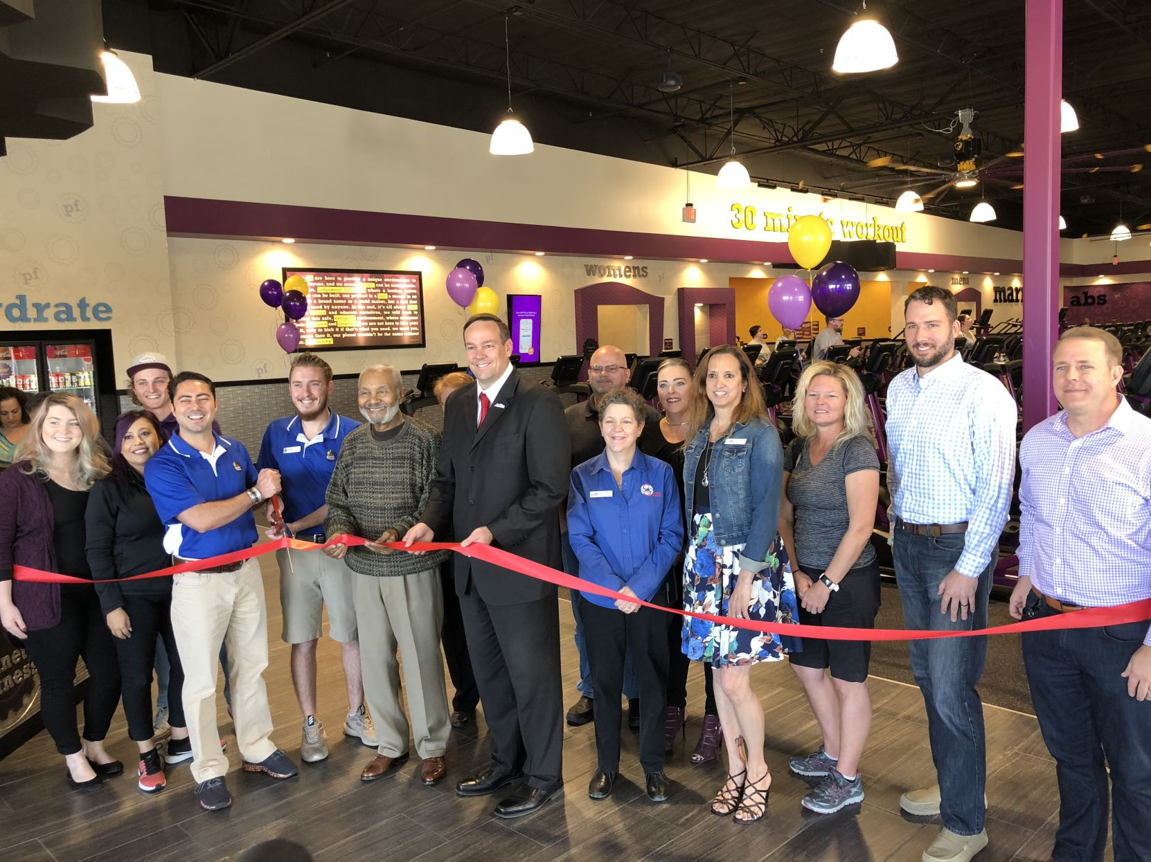 Planet Fitness Staff Says Community Was The Reason Behind The Build News Pinalcentral Com