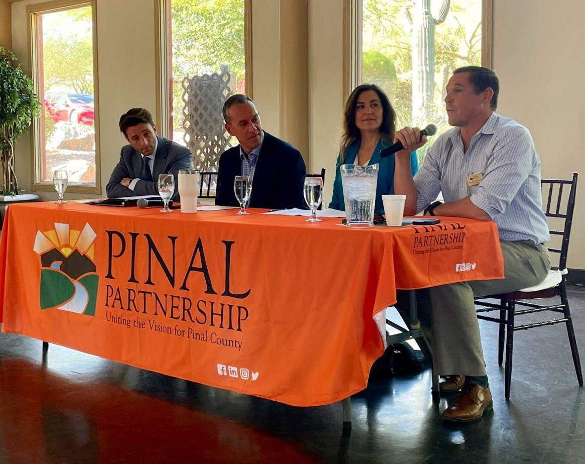 Pinal Partnership Breakfast