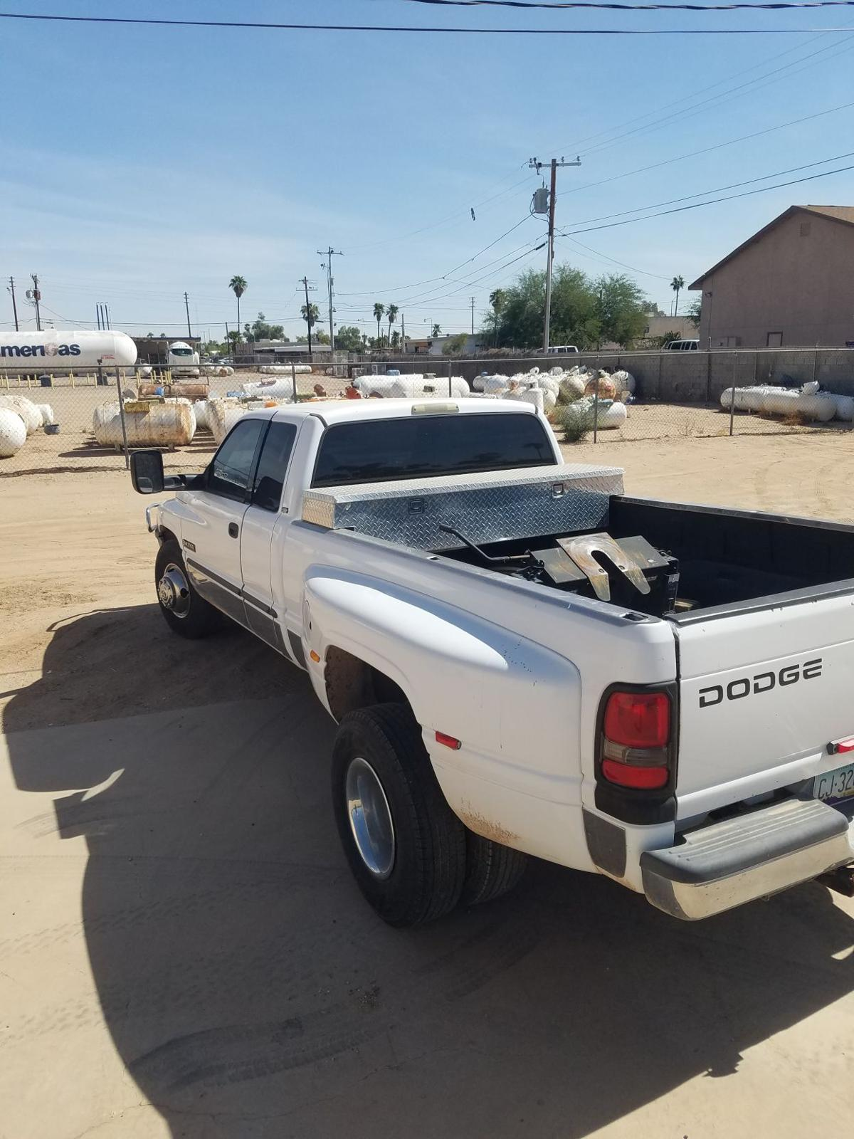 2001 Dodge 1 ton - Antholz 2