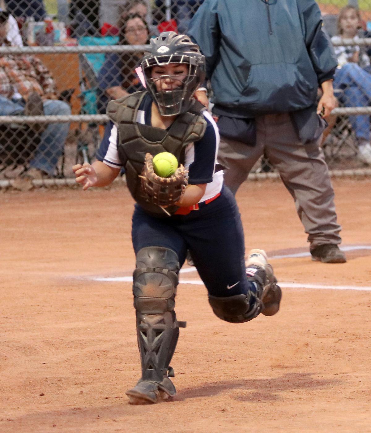 Nattie Murillo catch