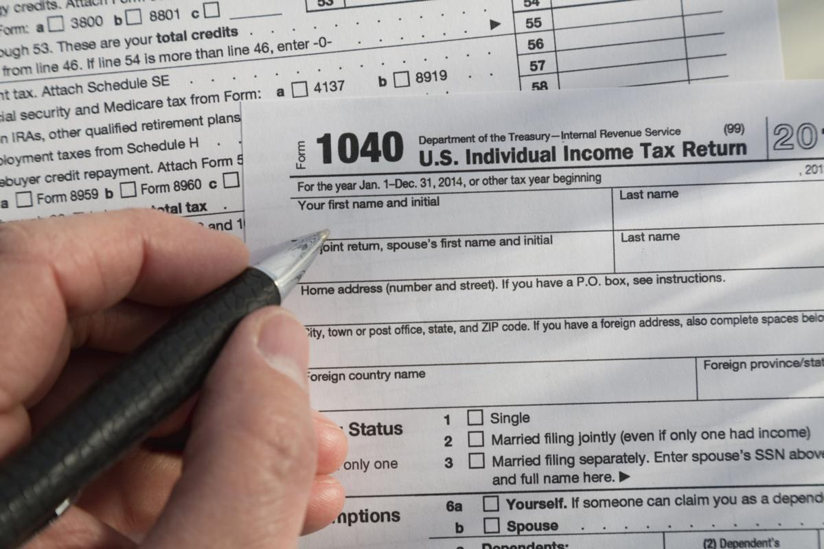Arizona residents to lose 170m in deductions under new tax law income tax form logo falaconquin