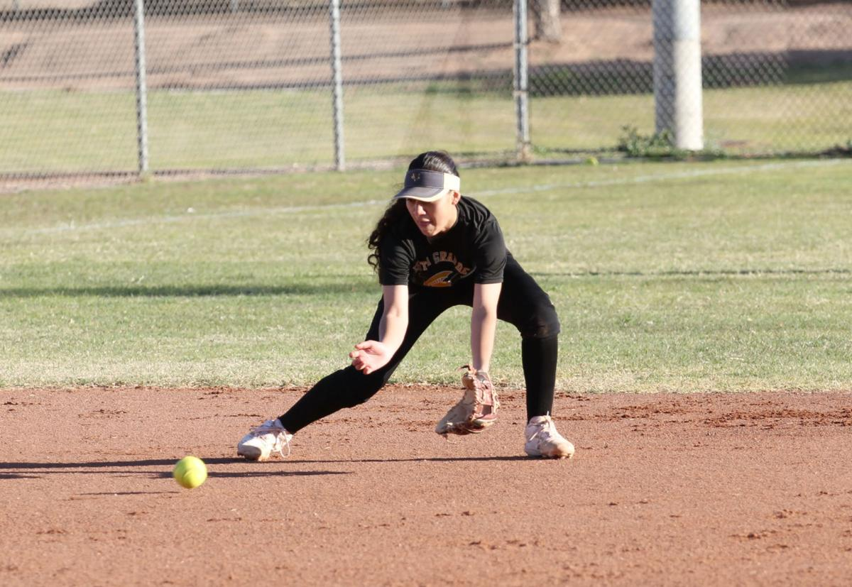 Vista Grande softball
