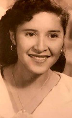 Maria Olvera obit