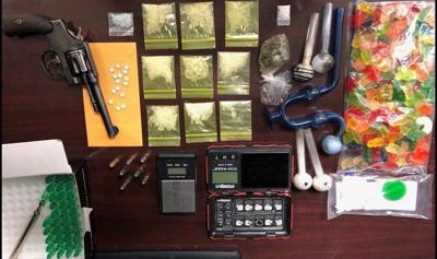 Gila River Police Department drug bust