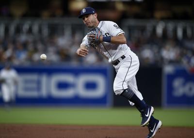 Marlins Padres Baseball