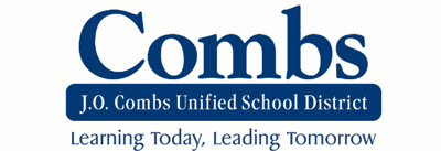 JO Combs Unified School District logo