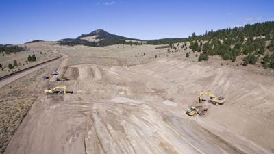 Montana Copper Mine