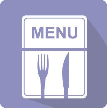 Menu logo
