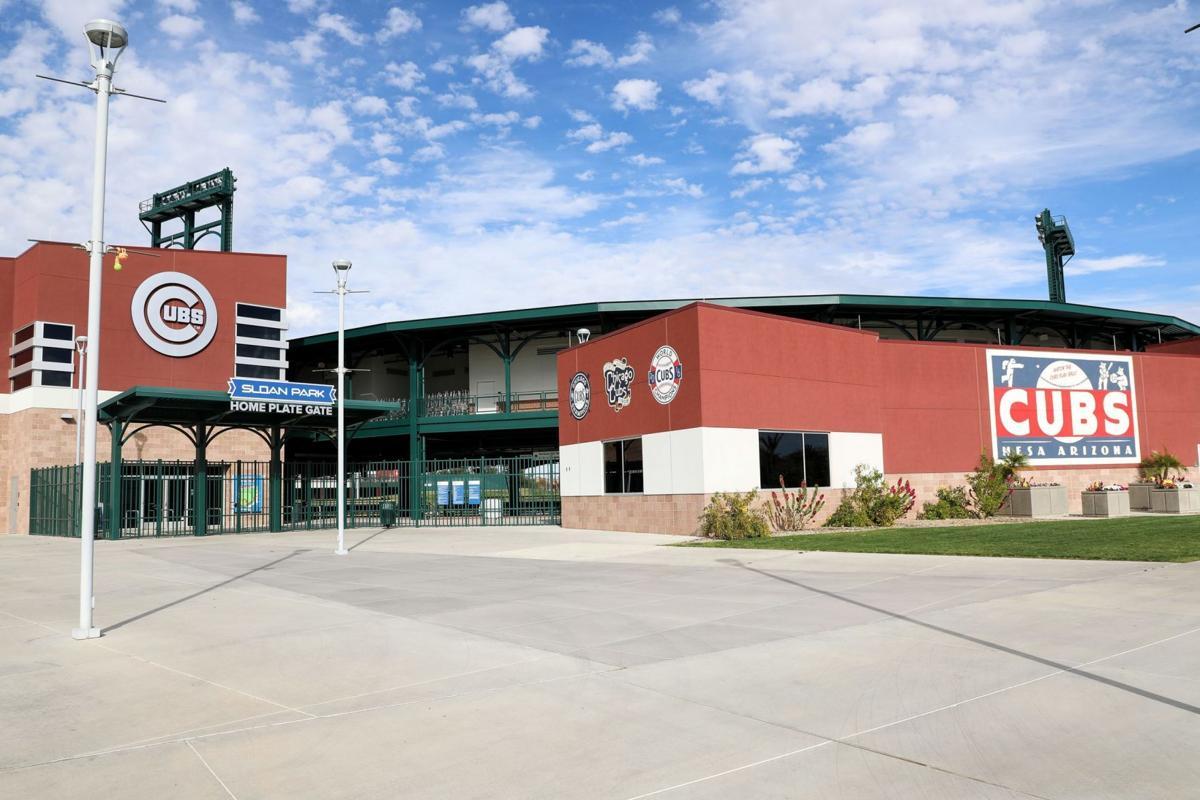 Cactus Stadium - Sloan