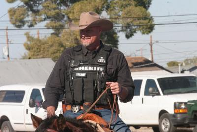 Sheriff Mark Lamb