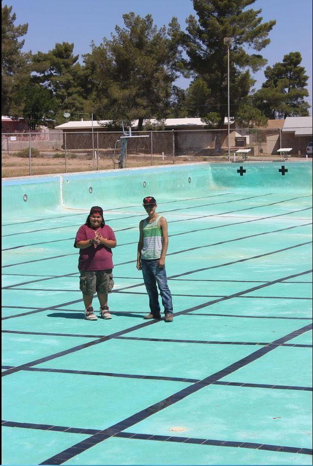 San Manuel pool
