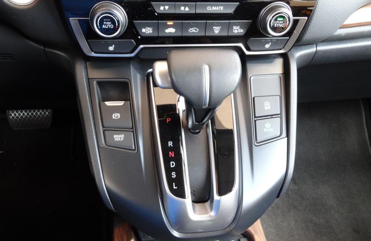 Honda CR-V shifter