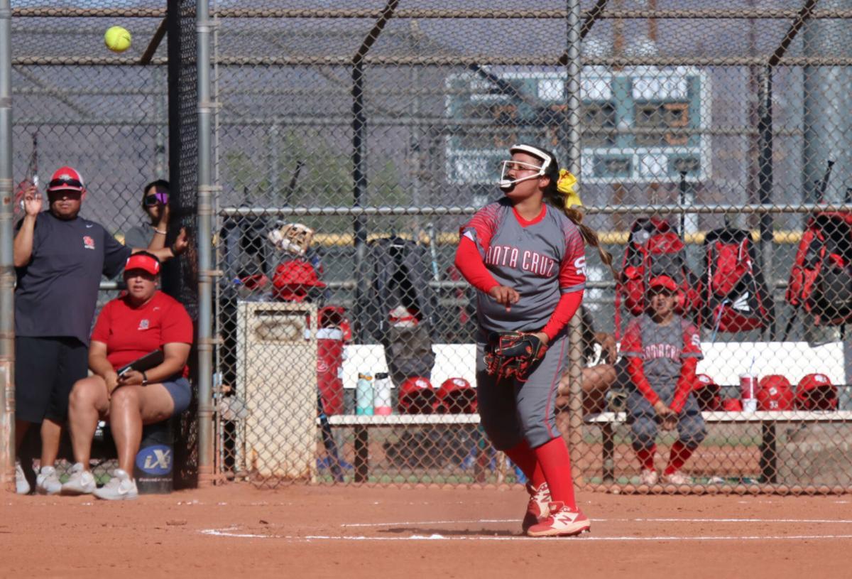 Softball: Santa Cruz Valley vs. Chandler Prep 5/7/21