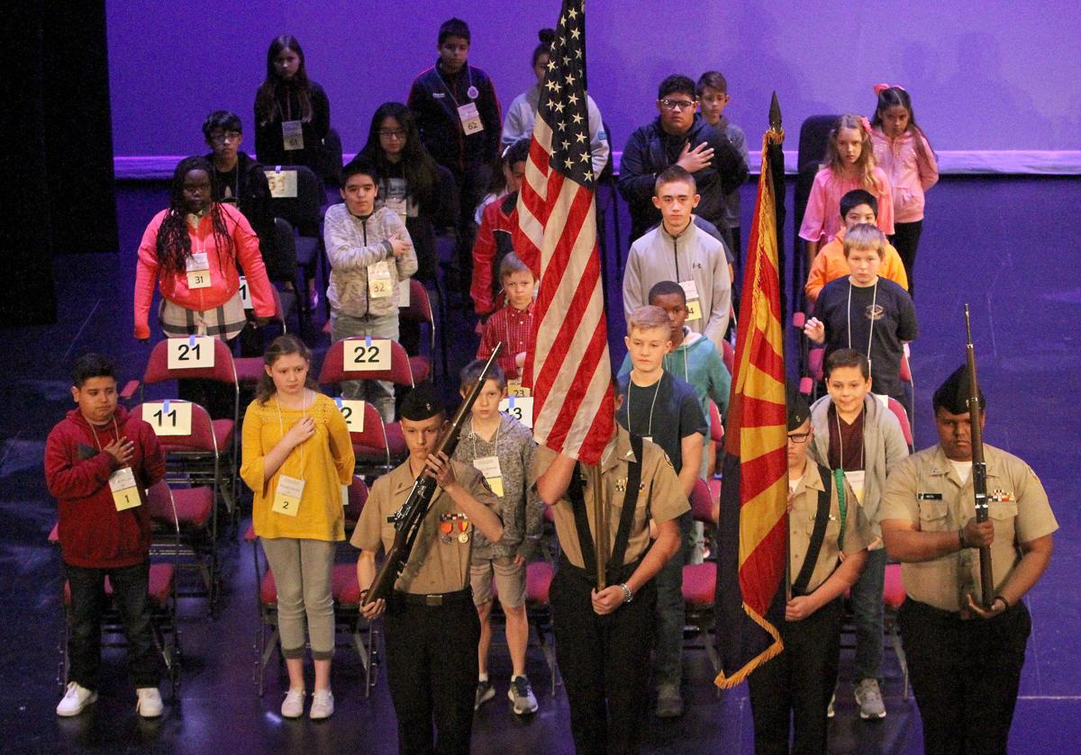 Pinal County Spelling Bee