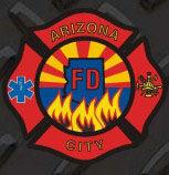 Az City Fire Logo