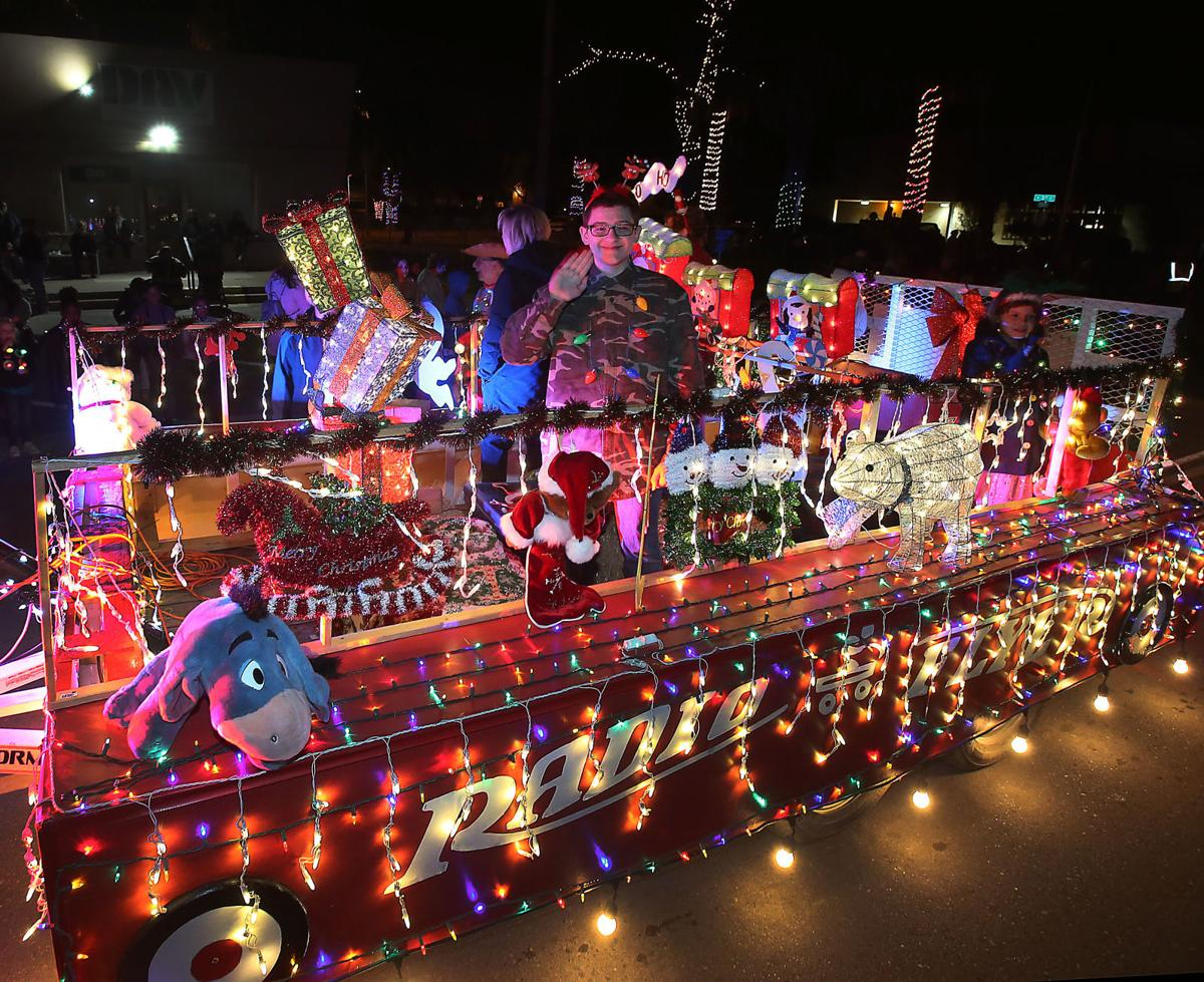 Coolidge Christmas Light Parade 2020 Time Coolidge Christas Light Parade 2018 | Featured | pinalcentral.com