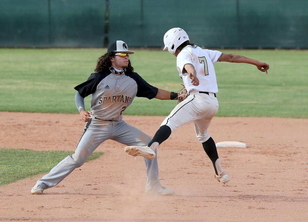 Apache Junction vs. Vista Grande 4/13/21