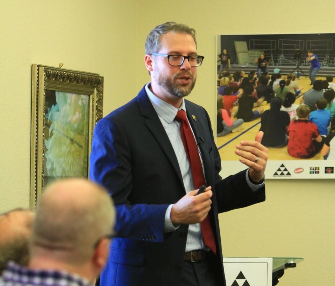 0f99345042b Volkmer hopes to create more flexibility with sentencing