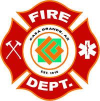 CG Fire Logo