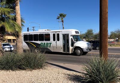 CART bus in CG
