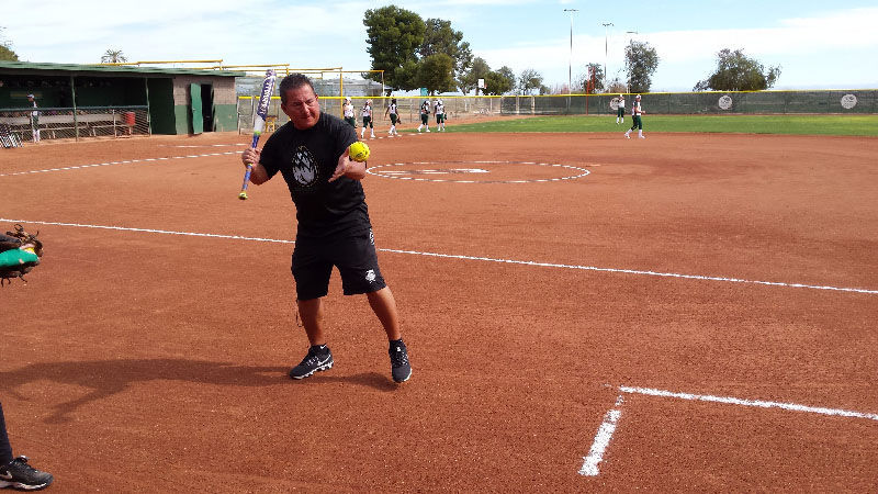 Former Cg Union Coach Leading Scottsdale Cc Softball Team Local