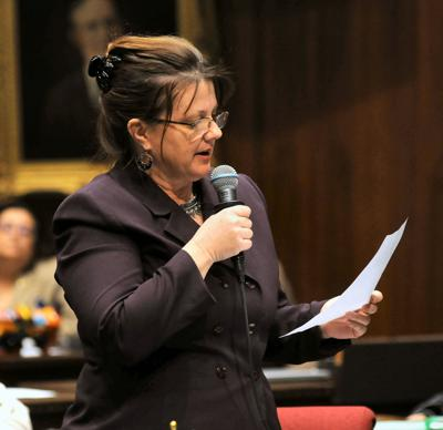 Rep. Kelly Townsend