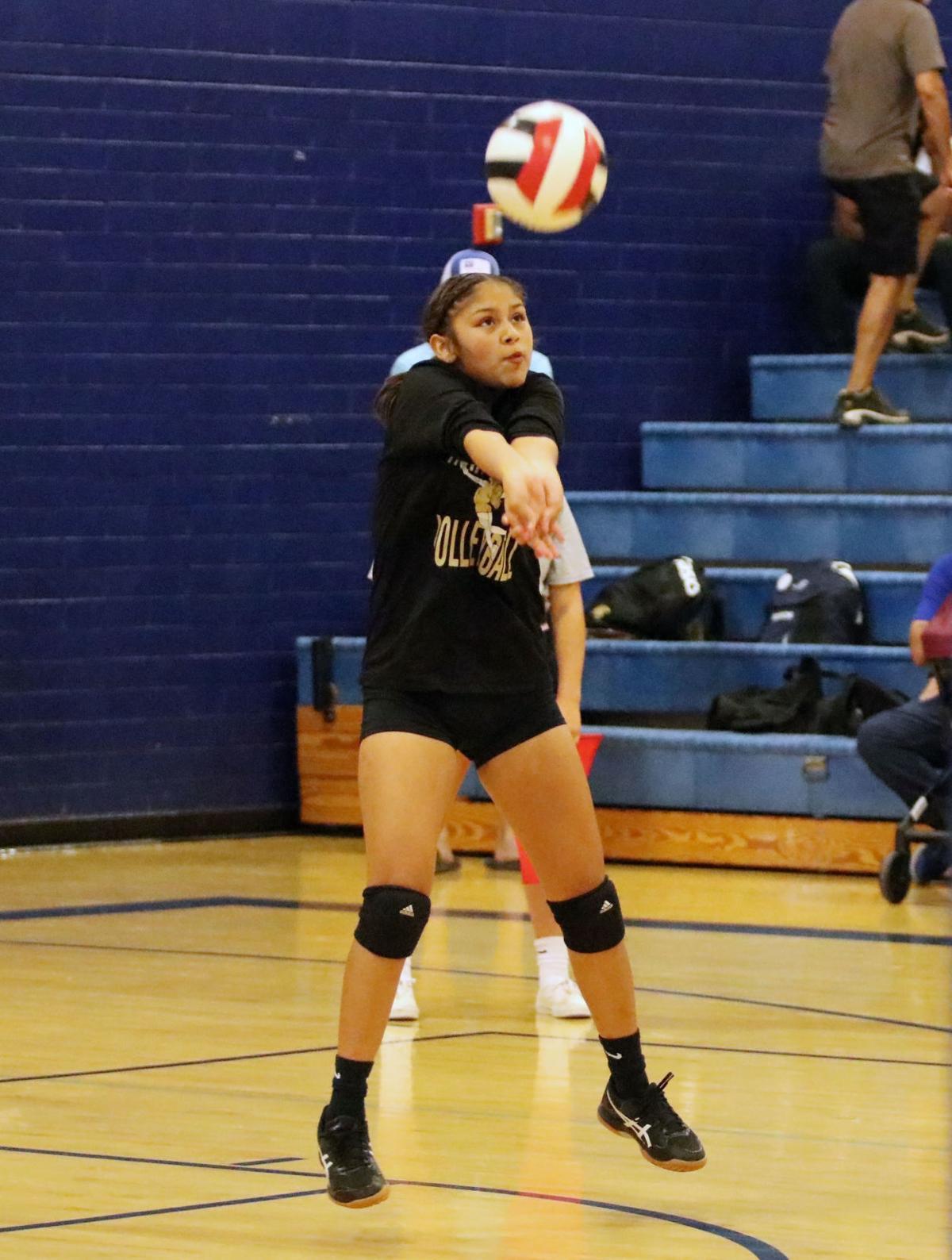 Volleyball - Vista Grande vs. CG Union 8/26/21