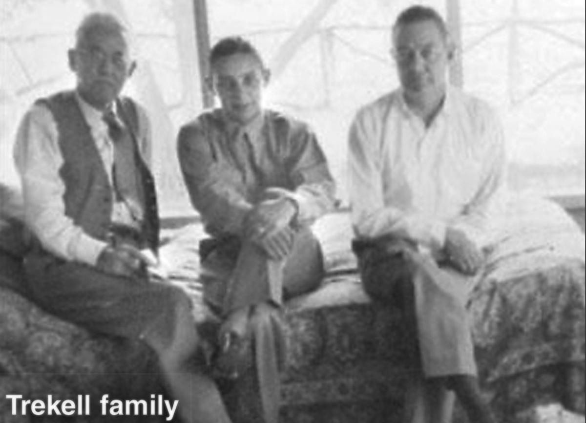 Trekell family