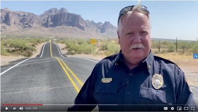 Roads open in Apache Junction