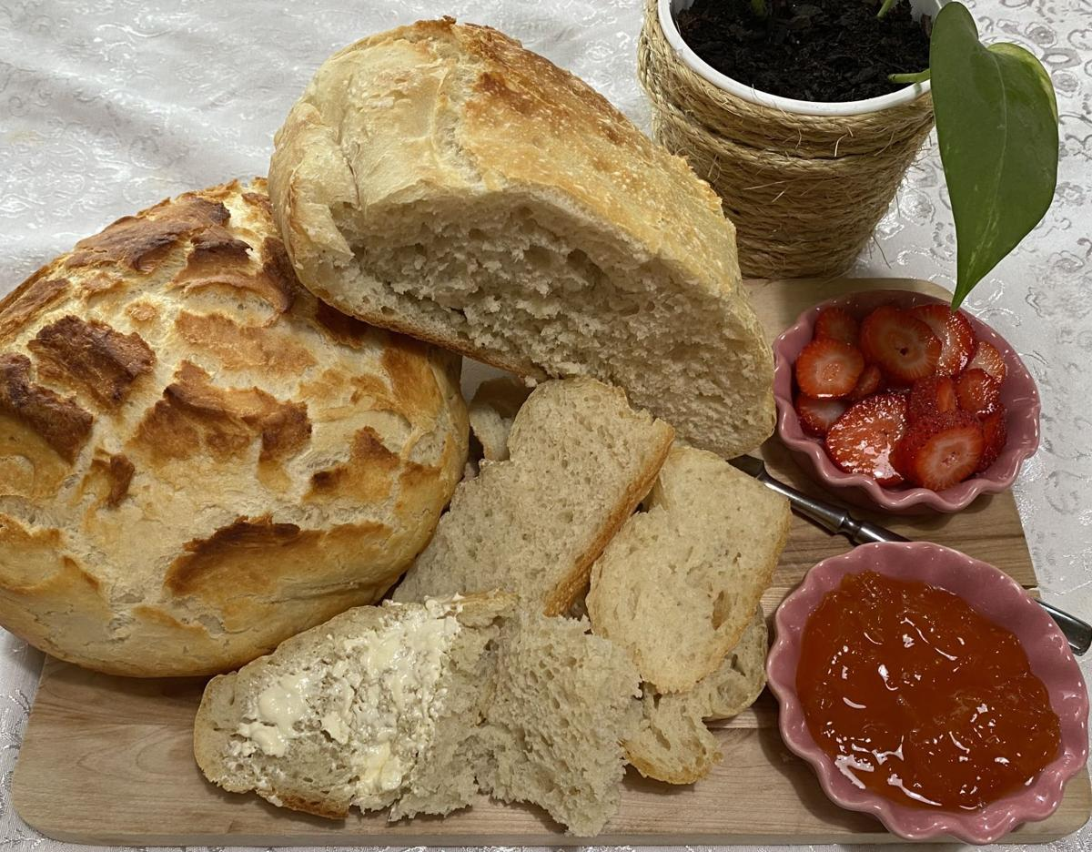 Easiest-ever homemade bread