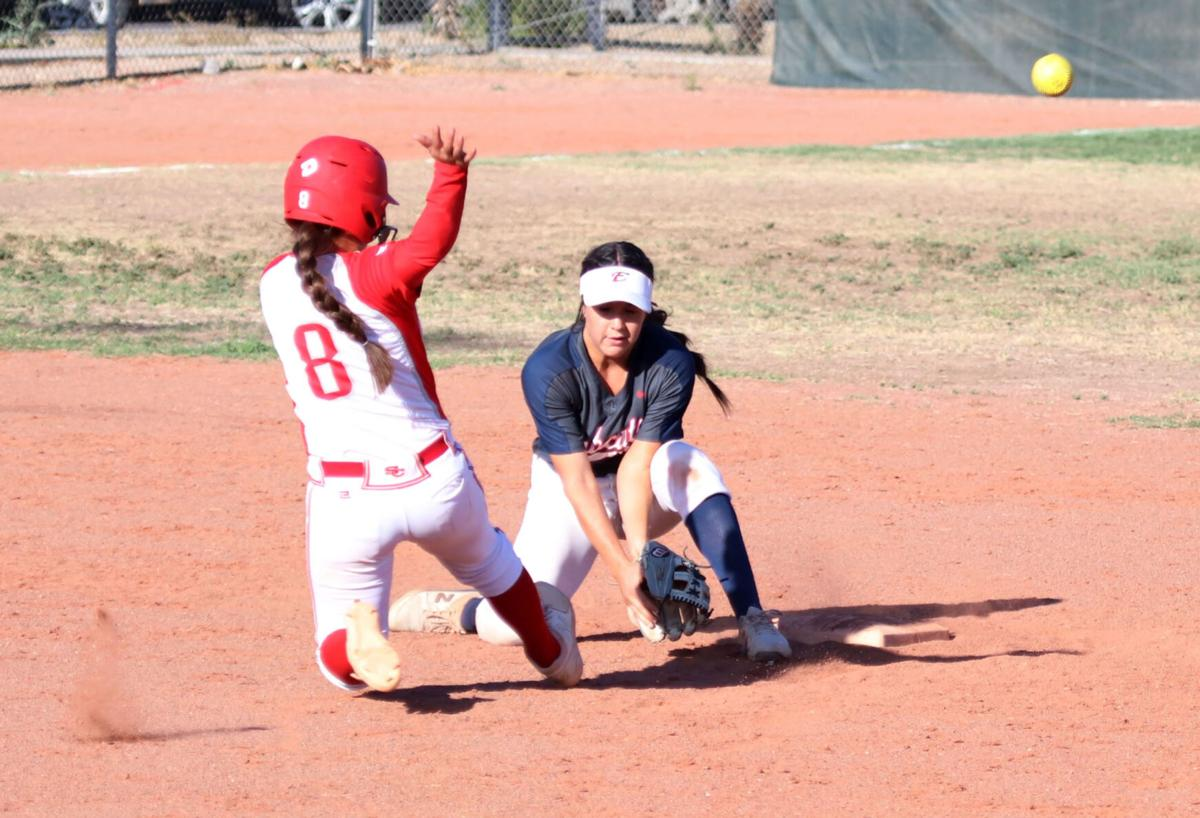 Softball: Santa Cruz vs. Benson 4/19/21