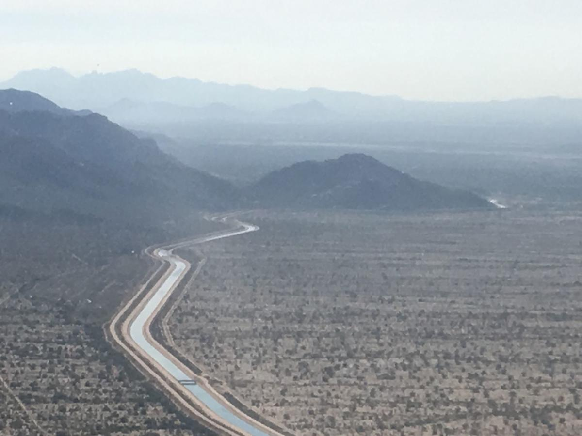 Arizona Lifeline Flight