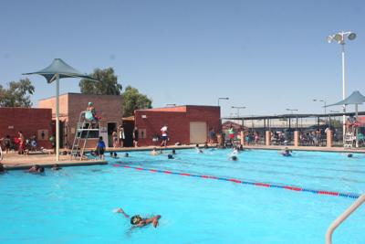 Coolidge Fourth of July City Pool
