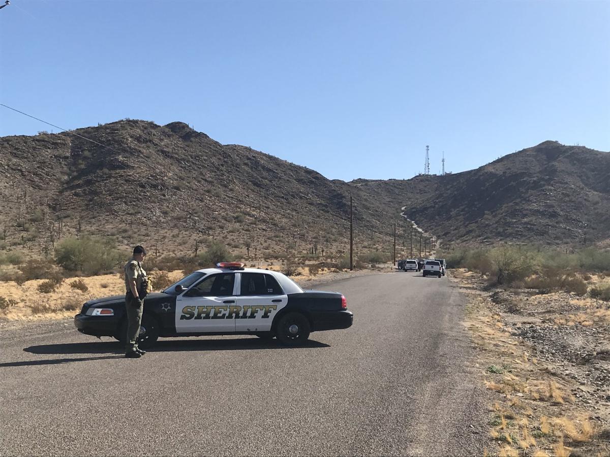 Fatal Shooting near CG Mountain