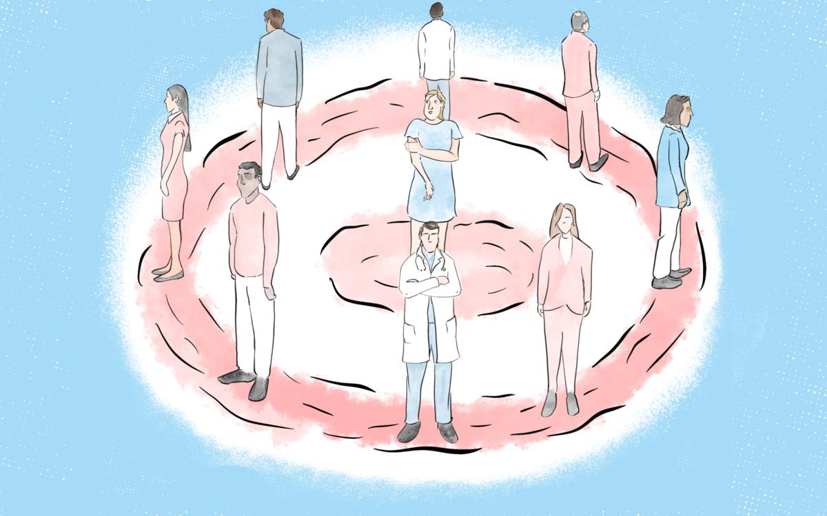 Lyme Disease Illustration