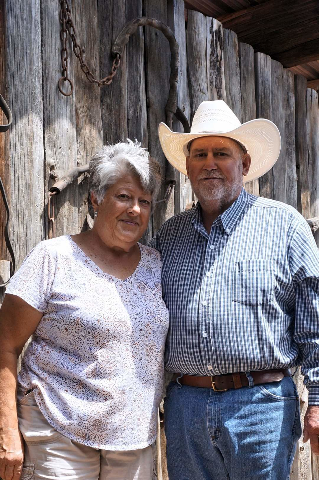 Nancy and Gary Webb