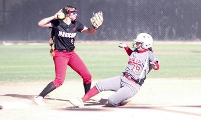 Maricopa Tucson softball