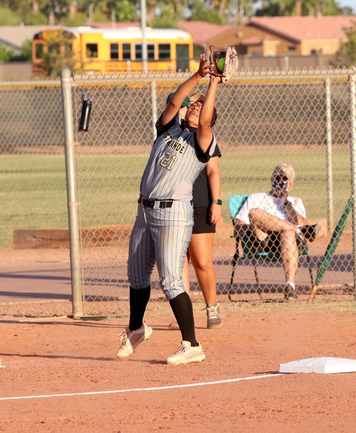 Softball: Vista Grande vs. Greenway 5/11/21