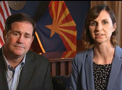 Ducey and Hoffman